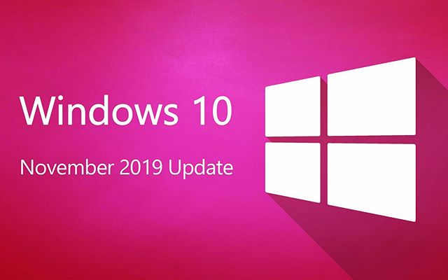 Windows 10 November 2019 update è pronto per il download (codice 1909)